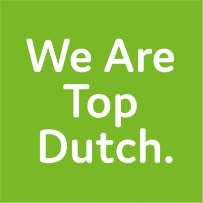 We Are Top Dutch